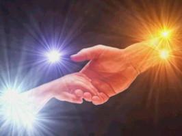 mains lumières